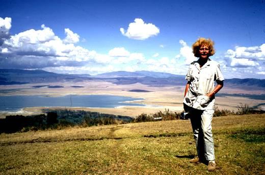 Лени Рифенщал в Кения