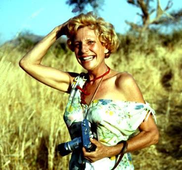 Лени Рифенщал в Африка